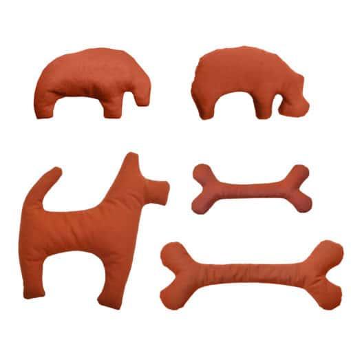 Gruene-Pfote-Spielzeug-Granada-Gruppe-terracotta