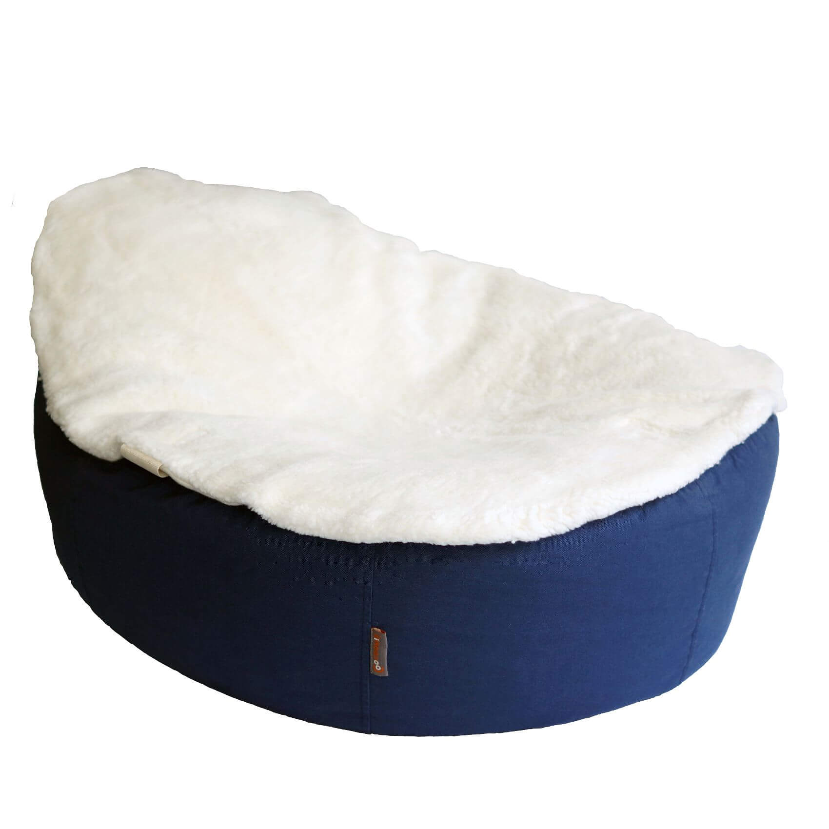 rutschfeste hundedecke waschbar bio baumwolle gr ne pfote. Black Bedroom Furniture Sets. Home Design Ideas
