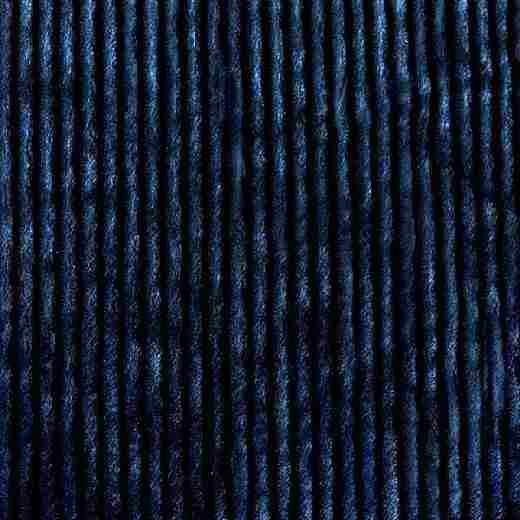 Kuscheltier für Hunde ohne Schadstoffe aus Breitcord Baumwolle in Dunkelblau