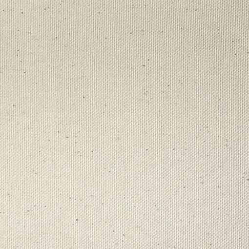 ovaler Bezug für Katzenkissen aus biologischer Baumwolle in Cremeweiss